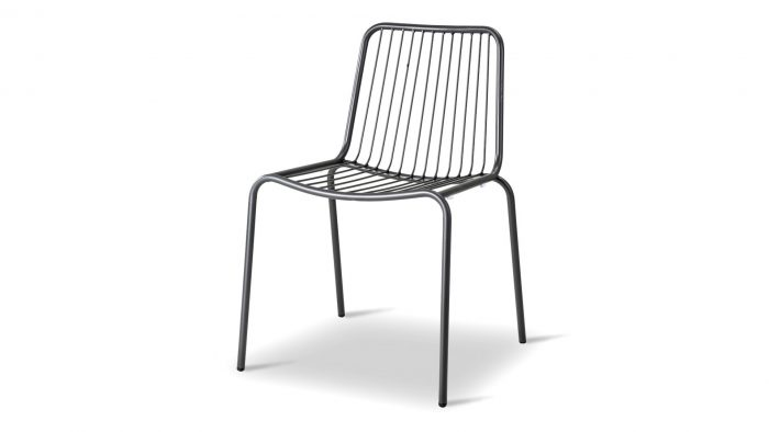 Palma Chair Low Back 19mm Frame